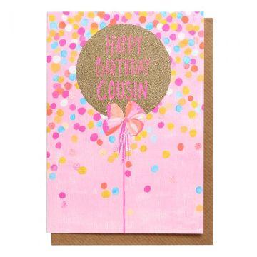 tarjetas de cumpleaños para un primo creativas