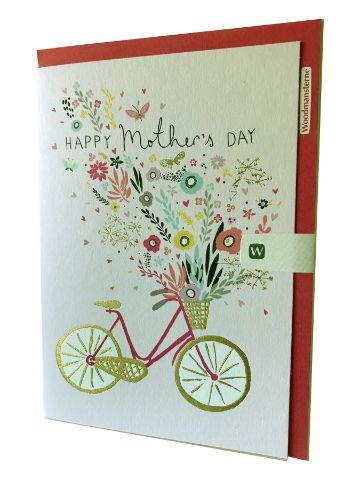 detalles para el dia de la madre tarjeta impresa