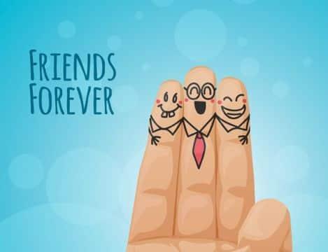 imagenes de amistad a una amiga imagenes divertidas