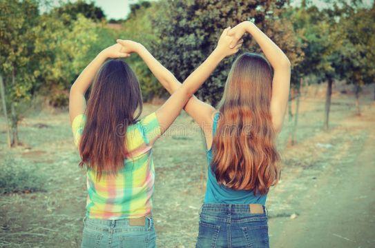 imagenes de amistad a una amiga simbolos