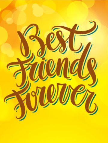 imagenes de amistad a una amiga tipografias