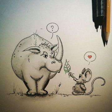 imagenes de amor imposible dibujos