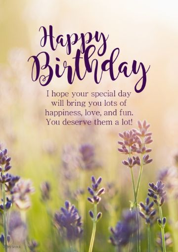 tarjetas de cumpleaños en ingles con fotografias