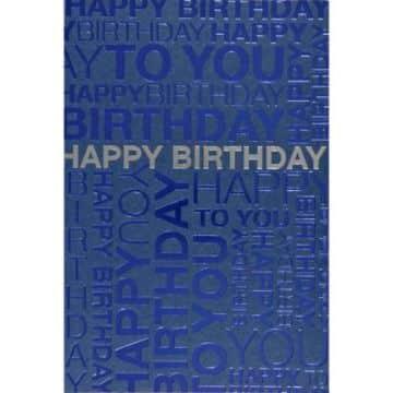 tarjetas de cumpleaños en ingles texturas
