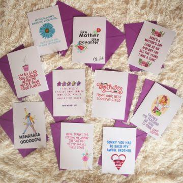tarjetas dia de la madre 2020 diferentes diseños modernos