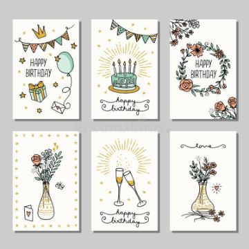 tarjetitas de cumpleaños para una madre ejemplos