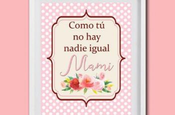 mensajes de dia de las madres modernas tarjetas
