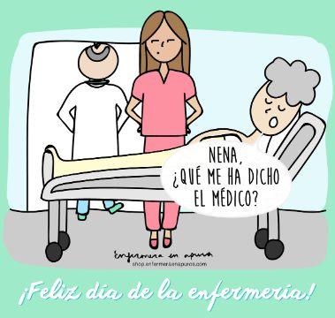 dia de la enfermera internacional divertidas