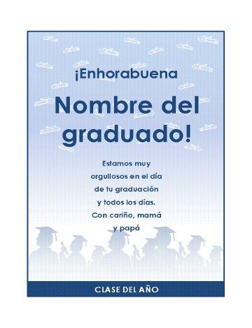 mensajes de graduacion universitaria de madre y padre