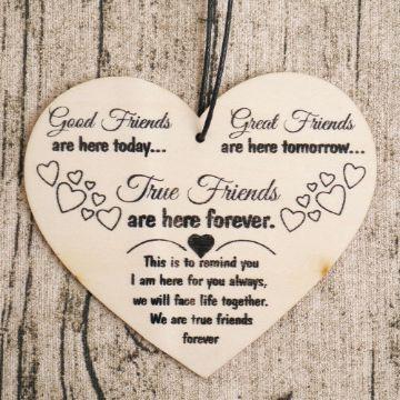 tarjetas de amistad para una amiga hechas a mano