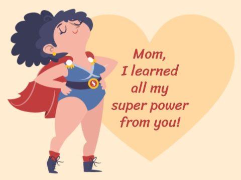 tarjetas de cumpleaños para mama con dibujos