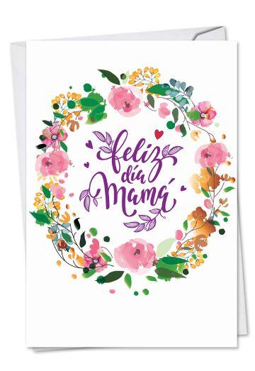 tarjetas de cumpleaños para mama flores