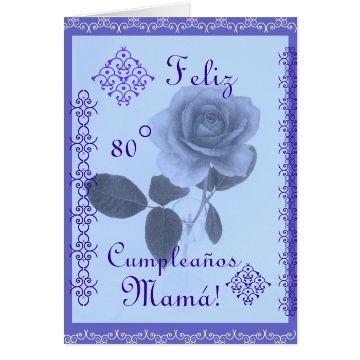 tarjetas de cumpleaños para mama impresas