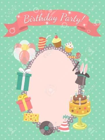 tarjetas de cumpleaños virtuales editables