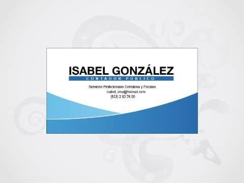 tarjetas de presentacion contadores digitales