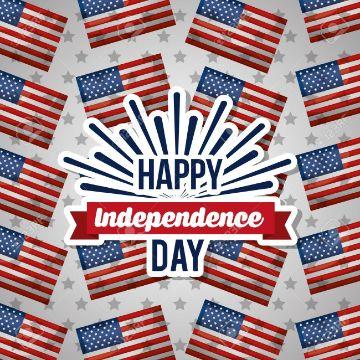 feliz dia de la independencia usa publicidad