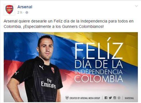 feliz independencia colombia deseos de personajes conocidos