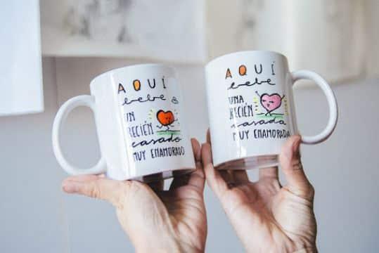 frases para recien casados impresas para regalos