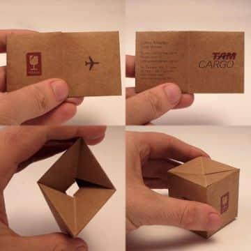 tarjetas de restaurantes creativas ludicas