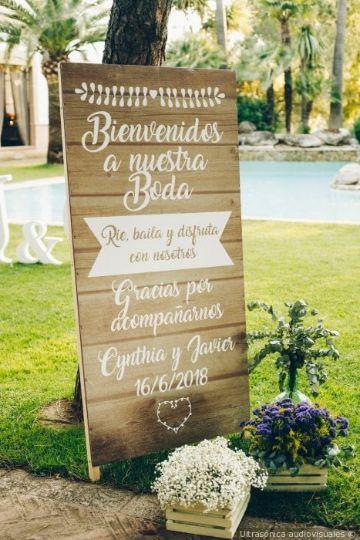 dedicatorias de boda para los novios para recepcion