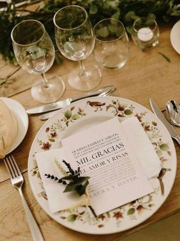 dedicatorias de boda para los novios para recuerdos decorativos