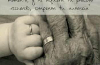 frases de nietos para abuelos fallecidos originales imagenes