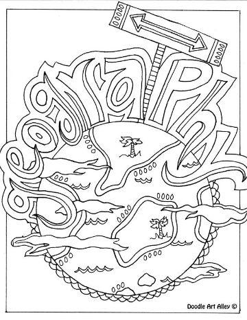 caratulas para dibujar faciles modernas