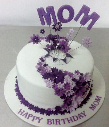 imagenes de cumpleaños para mama de pasteles