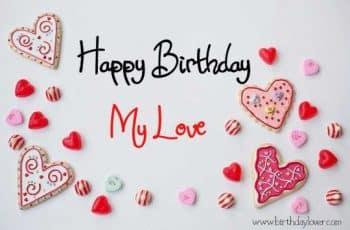 imagenes de cumpleaños para mi novio corazones