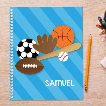 portadas de cuadernos para niños personalizar