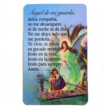 tarjetas de angeles con mensajes oracion