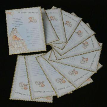 tarjetas de angeles con mensajes para invitaciones
