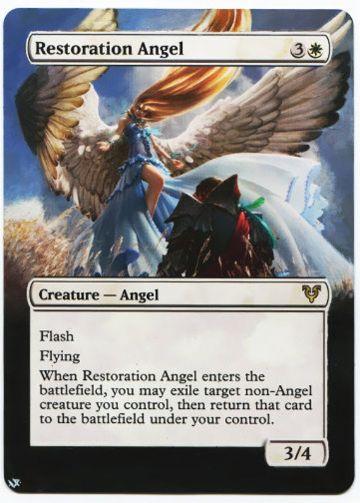 tarjetas de angeles con mensajes para juego