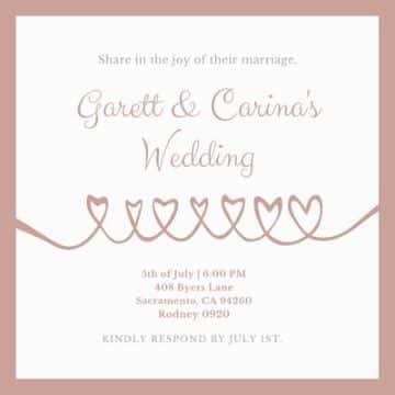 invitaciones para boda civil logos y tipografias