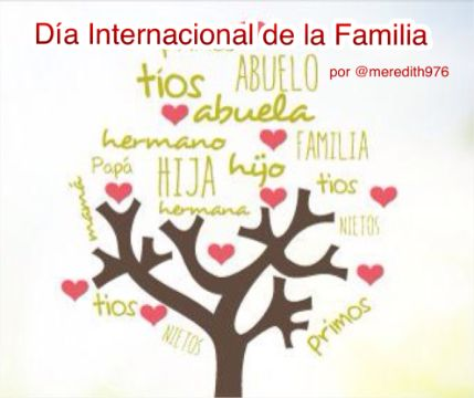 tarjetas para el dia de la familia arbol genealogico