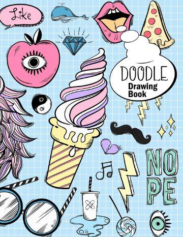 caratulas faciles de dibujar arte pop