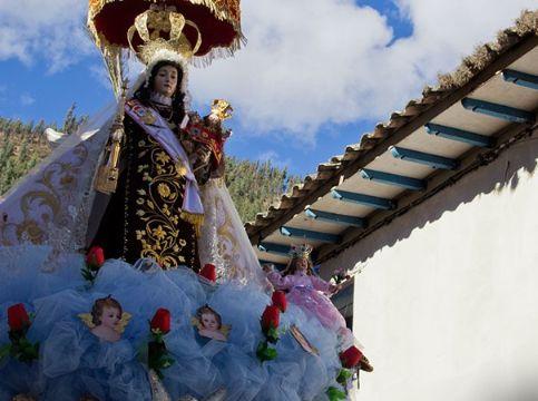 fotos de la virgen del carmen festividades