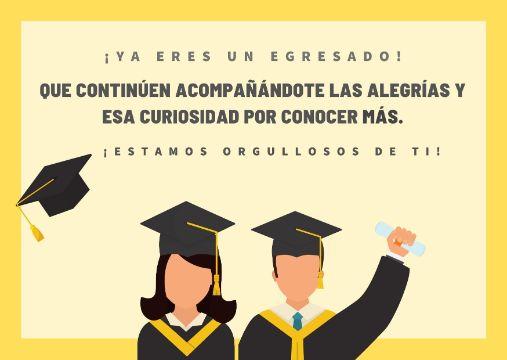 palabras de felicitaciones por logros graduación