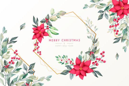 tarjetas de nochebuena y navidad diseños elegantes