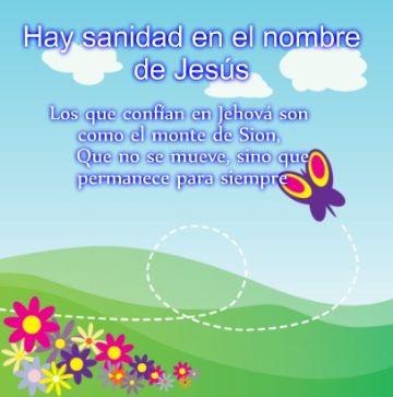 tarjetas para enfermos en recuperacion alta carga religiosa