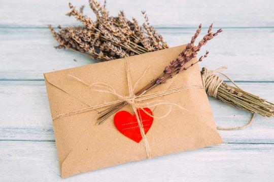 ideas de cartas para mi novio ideas rusticas