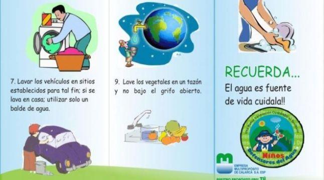 ejemplos de folletos creativos animacion e informativo