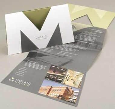 ejemplos de folletos creativos para diseño interior
