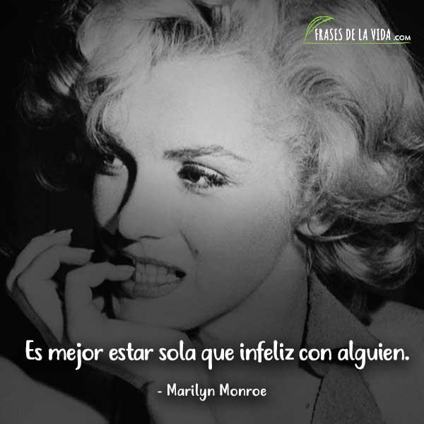 frases de mujeres exitosas Monroe