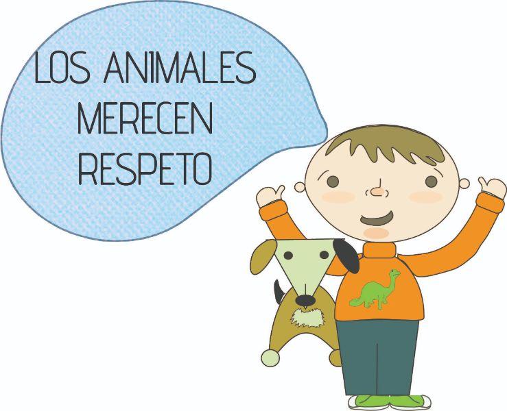 frases de respeto a los animales para niños
