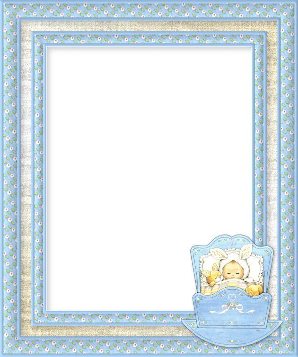 marcos para tarjetas de invitacion baby shower o bautizo