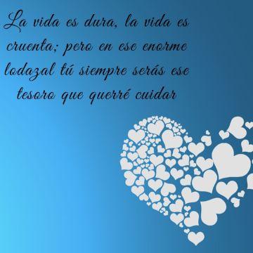 poemas de amor para mi novia con corazones