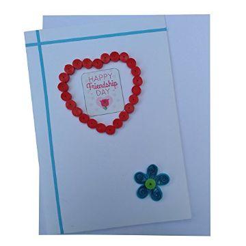 tarjetas por el dia de la amistad manualidades