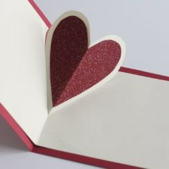 tarjetas por el dia de san valentin en 3d
