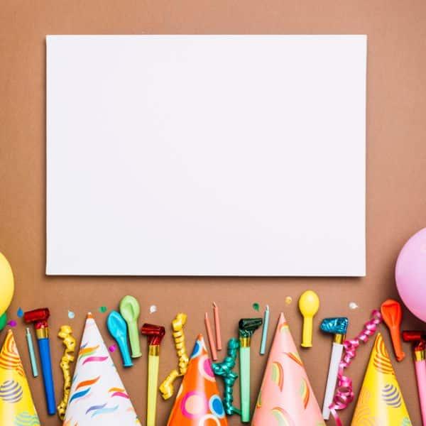 fondos para tarjetas de cumpleaños para fotos